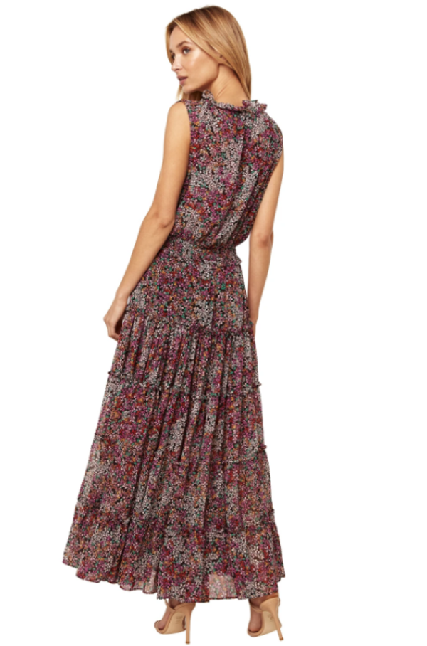 Misa Los Angeles Hollen Dress - Nazirah Floral