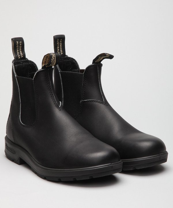Blundstone 510 Elastic Sided Boots - Stout Black