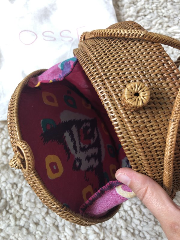 Vintage Preloved Posse Bag
