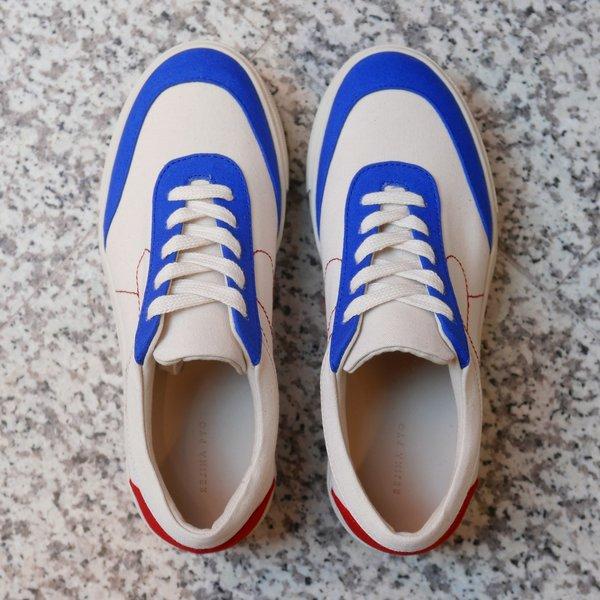 Rejina Pyo Bailey Sneakers - Blue/Red