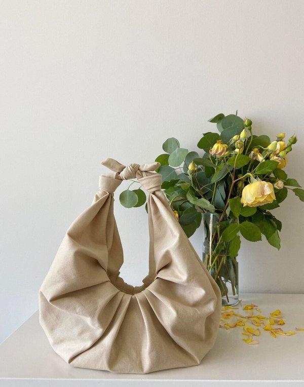Bronze Age Casual Croissant Bag
