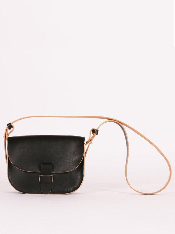 Kate Sheridan Loop Bag - Black Raw