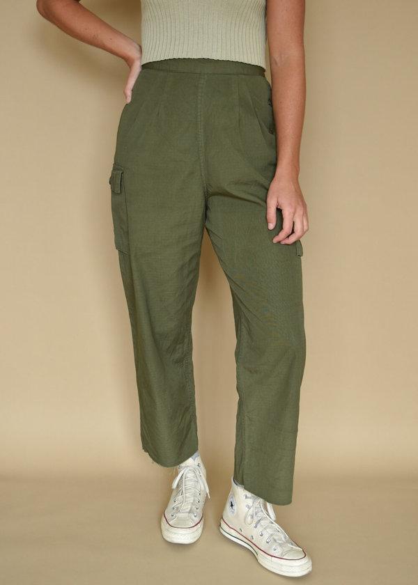Vintage Pants - Army