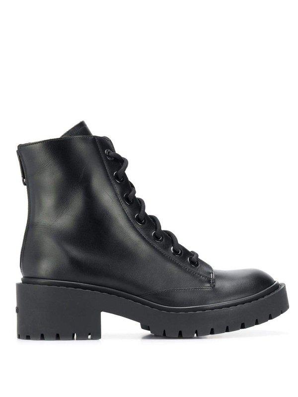 Kenzo Military Boots