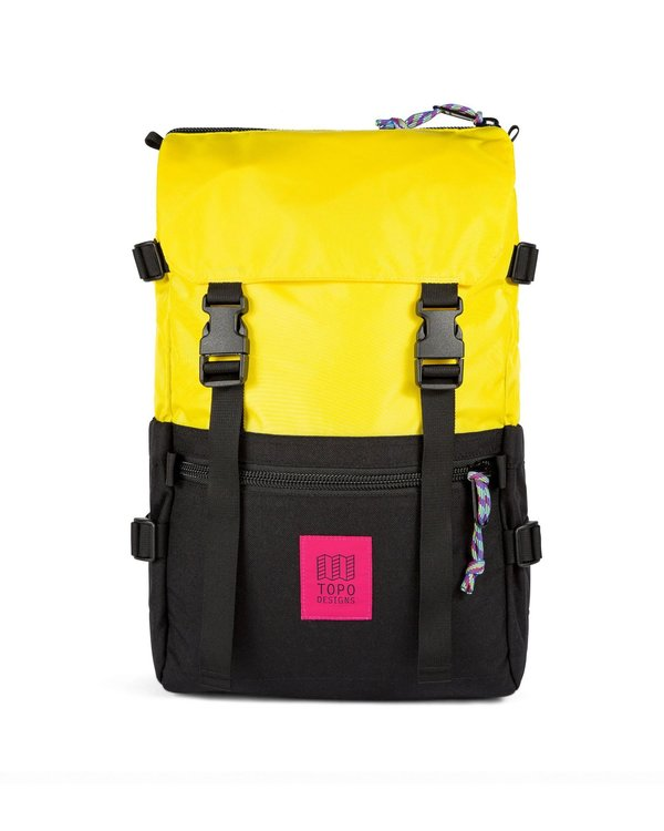 Topo Designs Rover Pack Classic - Yellow / Black
