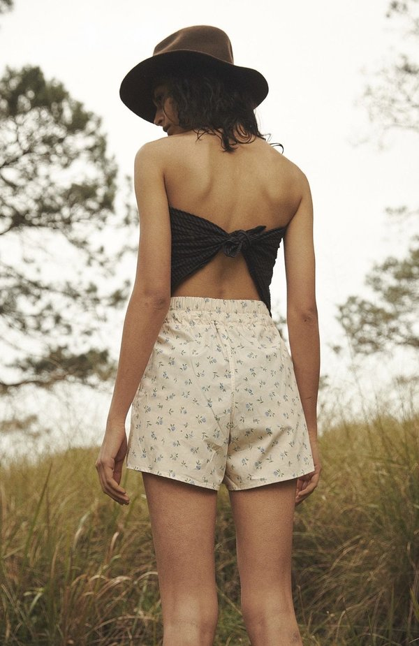 Wellington Factory The Alberte Shorts - Blossom