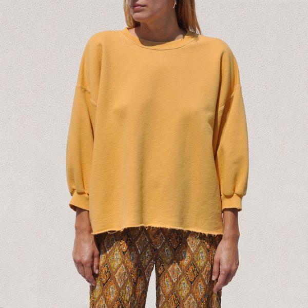 Rachel Comey Fond Sweatshirt - Corn