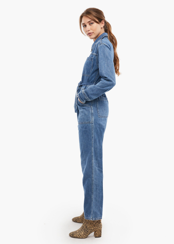ABLE Wendy coverall - DENIM