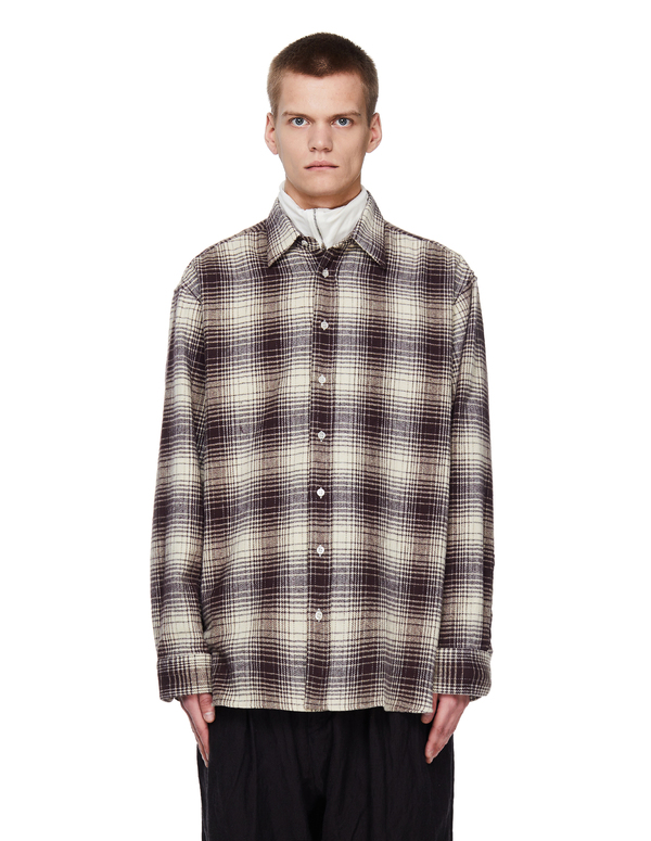 Raf Simons The Others Checked Shirt - Multicolor