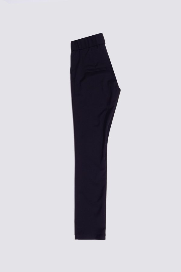 Assembly Suiting Gather Pant - Black