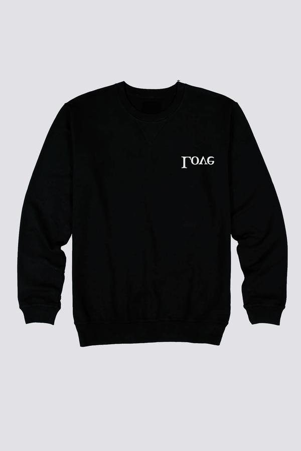 Assembly Love Logo Sweatshirt