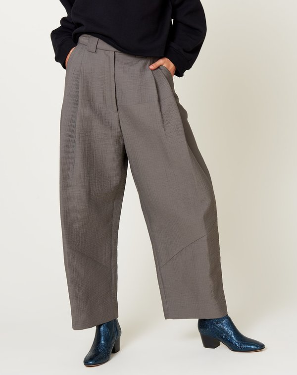 Rachel Comey Cropped Divide Pant - Ash