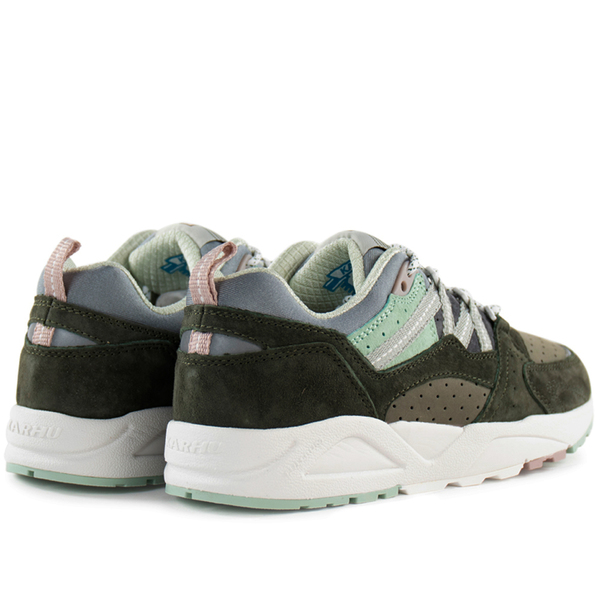 Karhu fusion 2.0 Sneakers - Forest Green/Aqua Gry