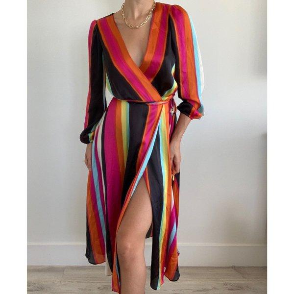 NonChalant Emily Wrap Clothing Boutique
