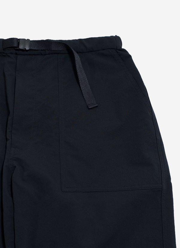 Nanamican Alphadry Dock Pants - Black