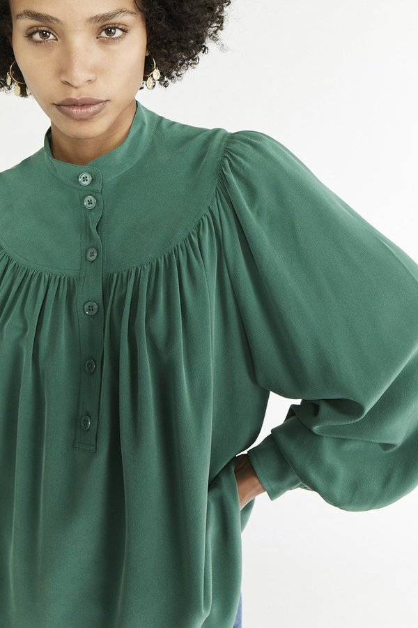 Vanessa Bruno Pamina Top - Green