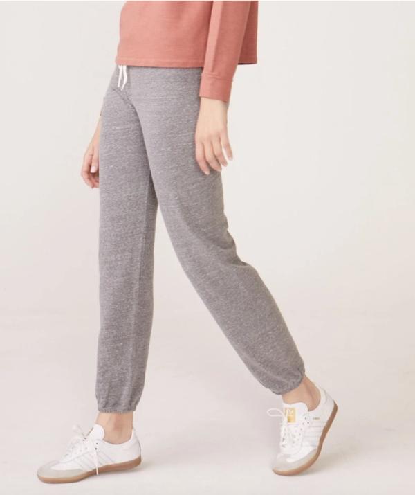 MONROW Vintage Sweats - H.Grey