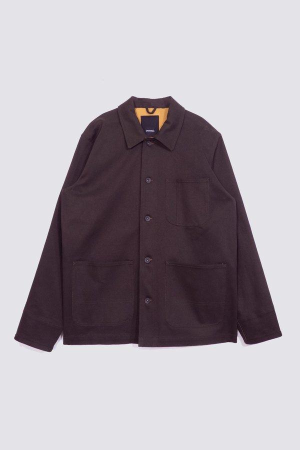 Assembly Cotton Twill Field Coat - Dark