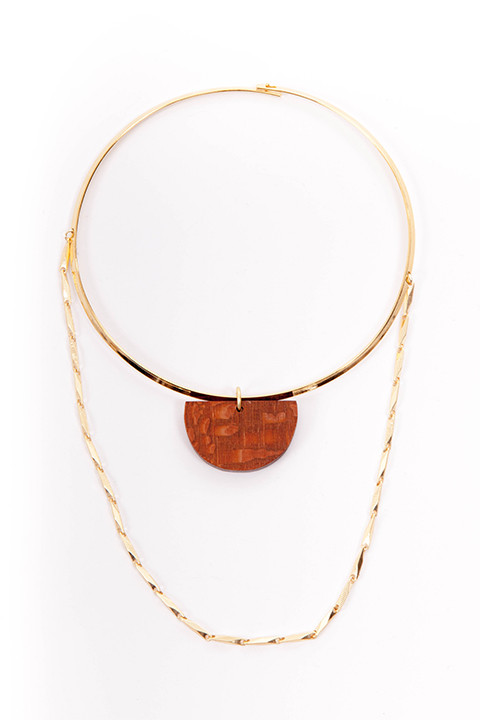 Sophie Monet Layered Collar Necklace