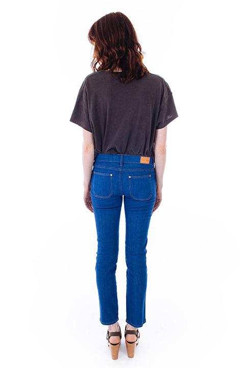 M.i.H. Jeans Paris Jeans in Finn Blue