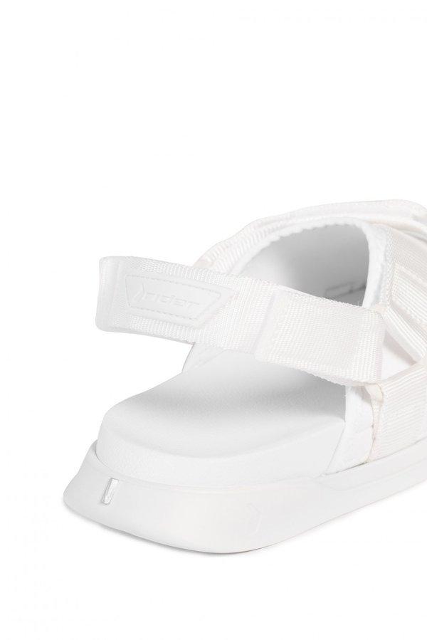Rider Sandals - White
