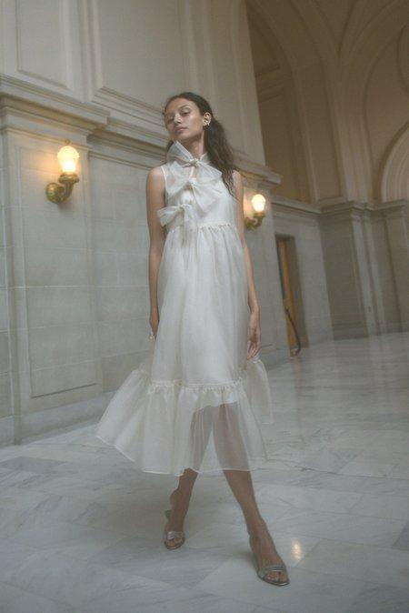 Kamperett Mae Silk Organza Dress