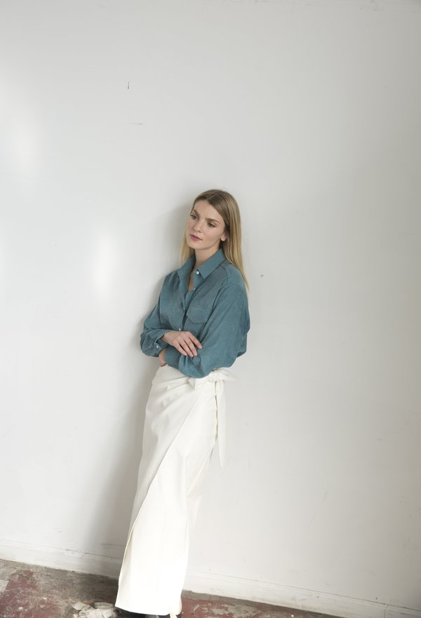 Six Crisp Days Chelm Skirt