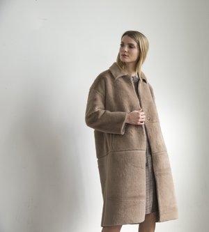 Six Crisp Days Elk Coat