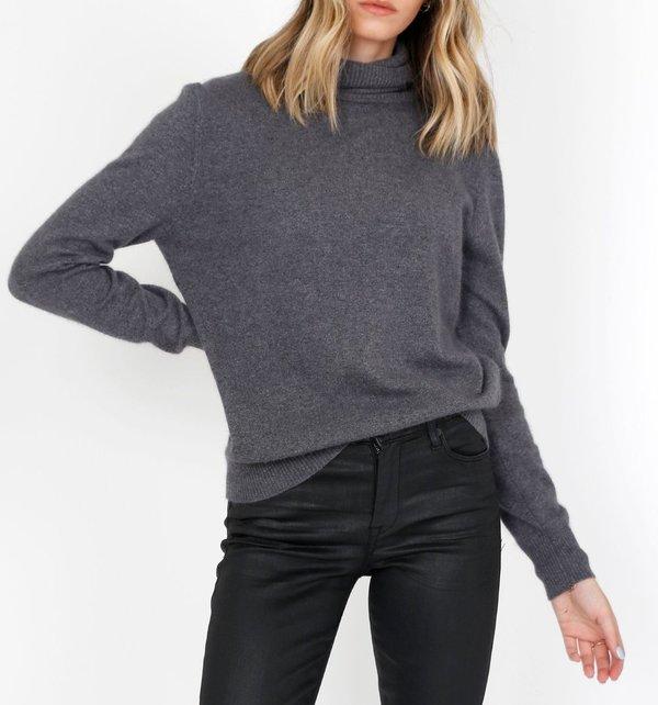 Six Crisp Days Katy Turtle Neck Sweater