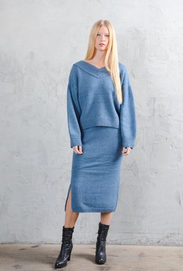 Six Crisp Days Lytha Sweater Skirt