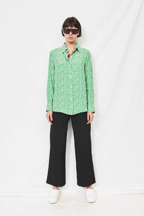 Assembly Kelly Rings Button-Up Shirt