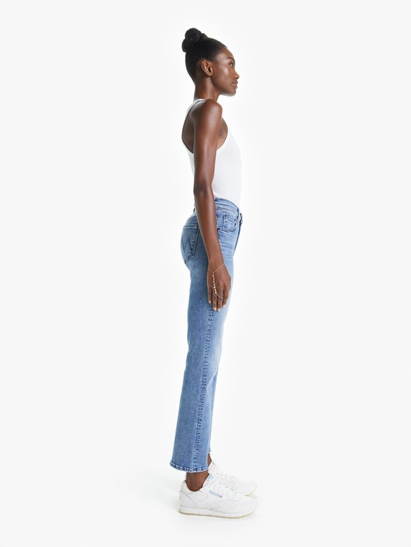 Mother Denim The Pixie Insider Ankle Jeans - Group Bathing