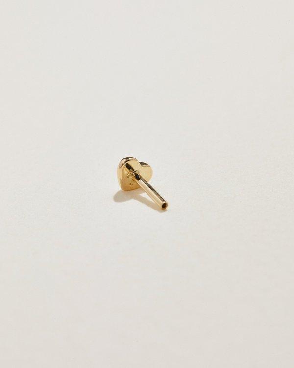 Pamela Love Petite Stud - 14k yellow gold