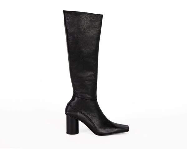 DUBIE Cuadrado High Boot - Black