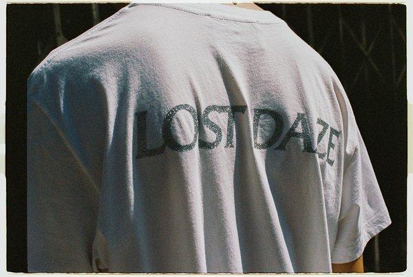 Lost Daze Truth Tee - Vintage White