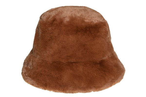 Clyde Faux Fur Bucket