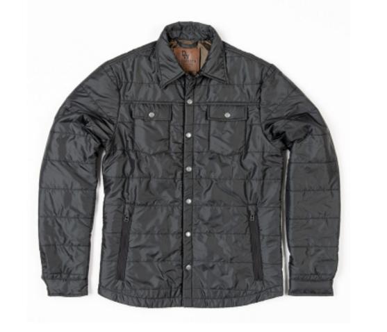 Unisex Duckworth WoolCloud Snap Shirt