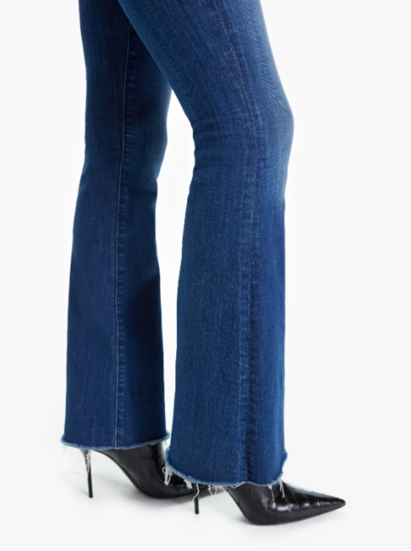 Mother Denim The Weekender Fray Jeans - Bazaar Adventures