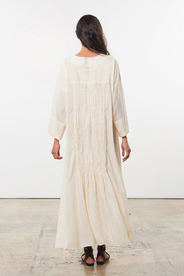 Mara Hoffman Benecia Dress - Cream