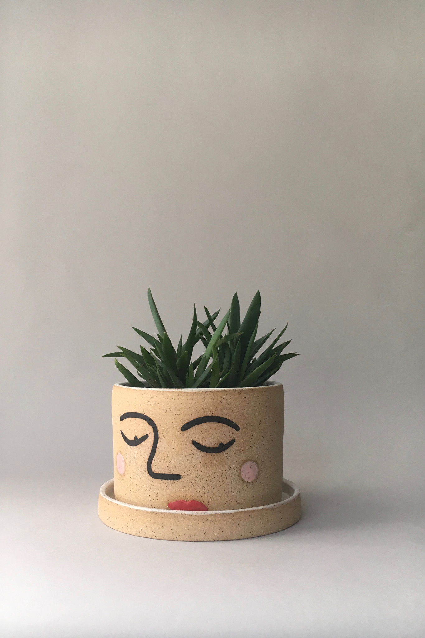 Jed Ceramics Face Planter Garmentory