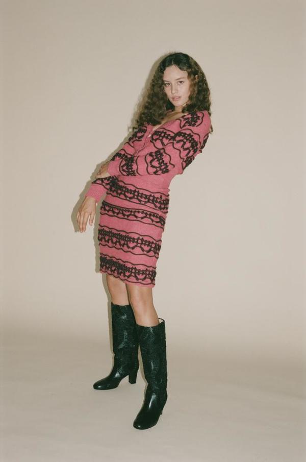 Mozh Mozh Dust Skirt