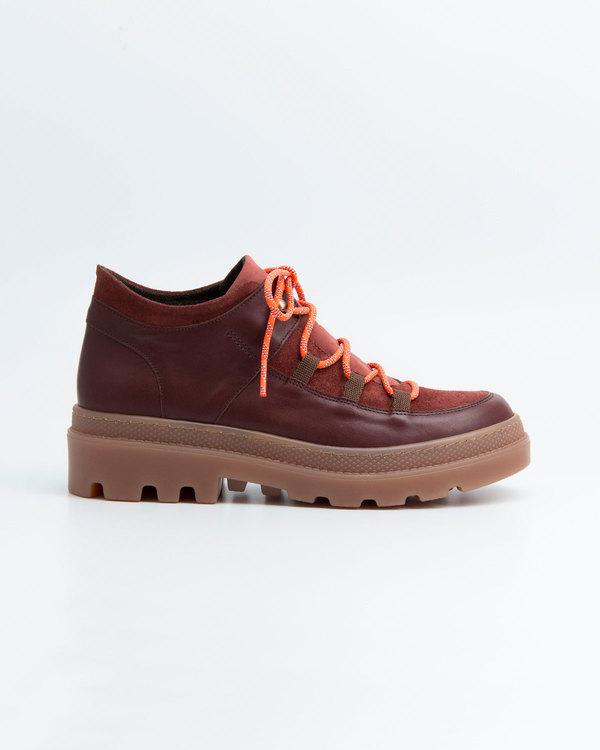 Naguisa Abra Boot - Burgundy