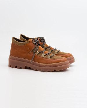 Naguisa Abra Boot - Brown