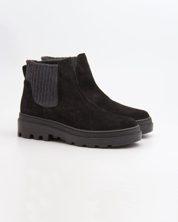 Naguisa Mallo Boot - Black