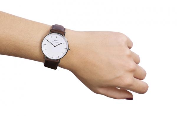 daniel wellington 42mm watch garmentory. Black Bedroom Furniture Sets. Home Design Ideas