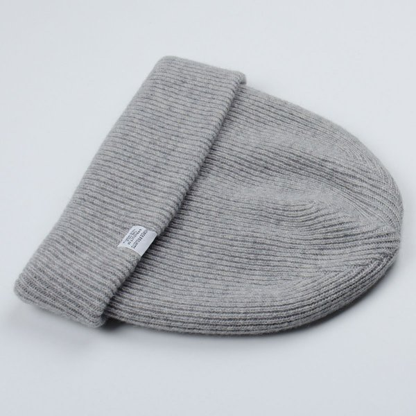 Norse Projects Beanie - Light Grey Melange