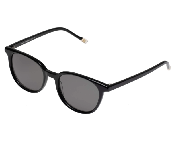 unisex Le Specs nomad - black