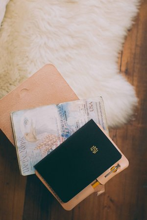 Noah Marion Passport Journal