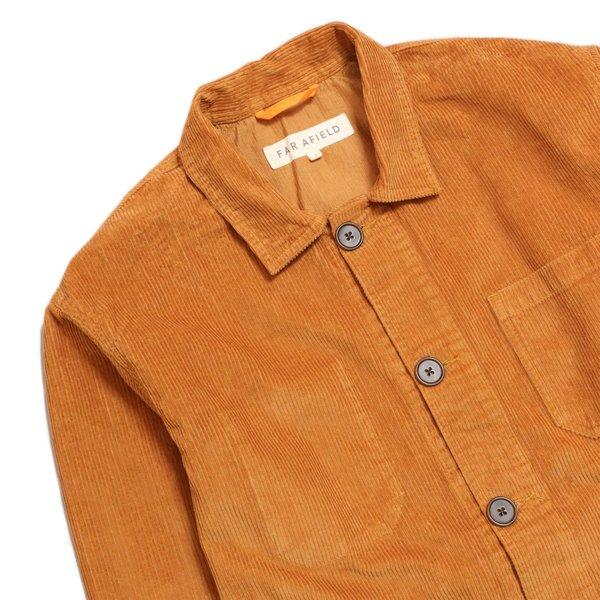Far Afield PORTER JACKET - Orange