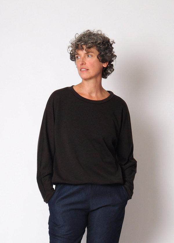 Conifer Dolman Sweatshirt - Chestnut